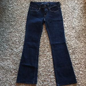 American Eagle Dark Wash Bootcut Jeans size 8